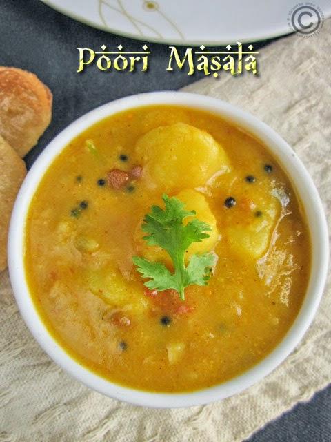 poori-aloo-masala