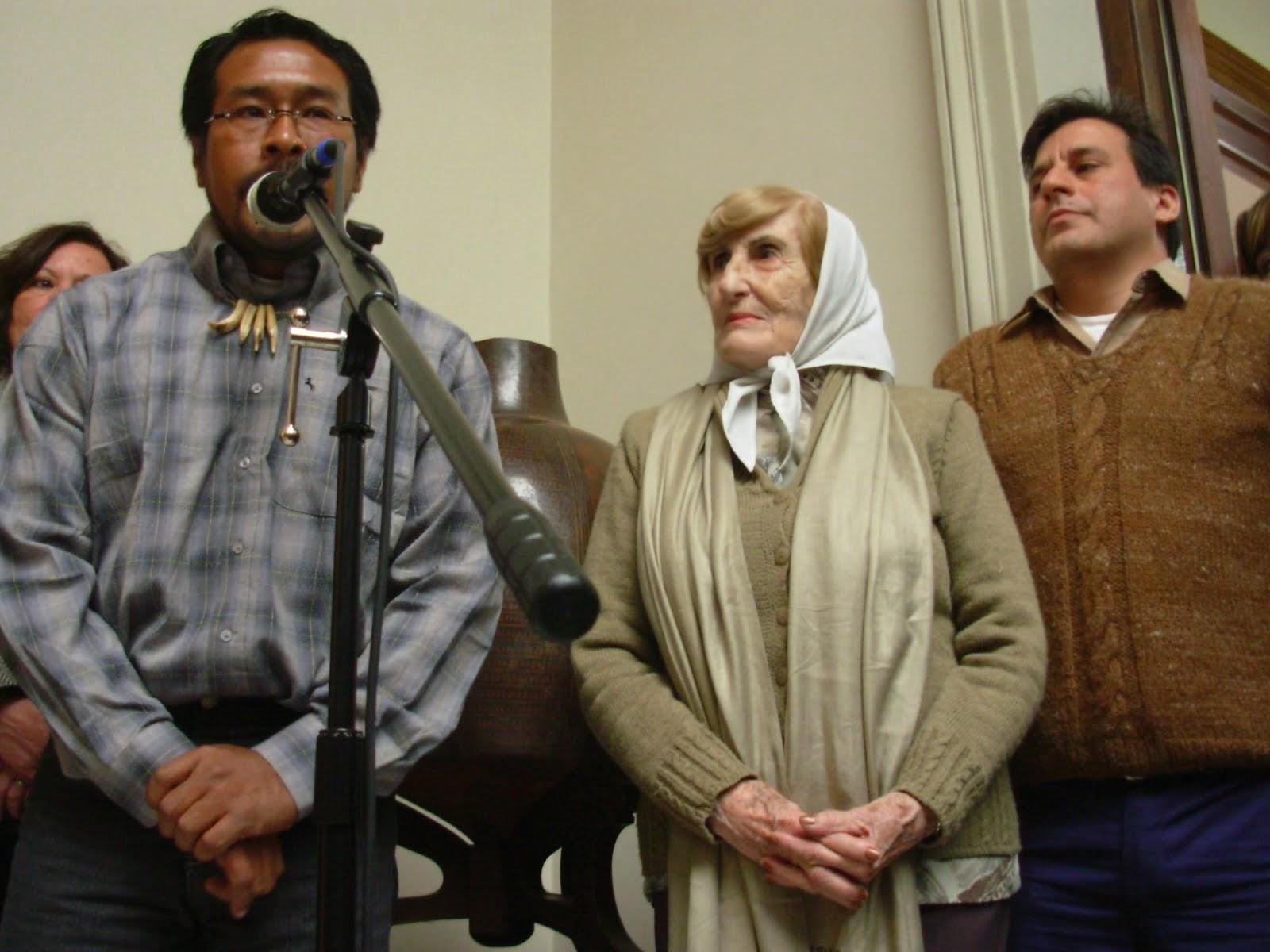 La primera restitución del Colectivo GUIAS: La histórica jornada del 10 de junio de 2010.