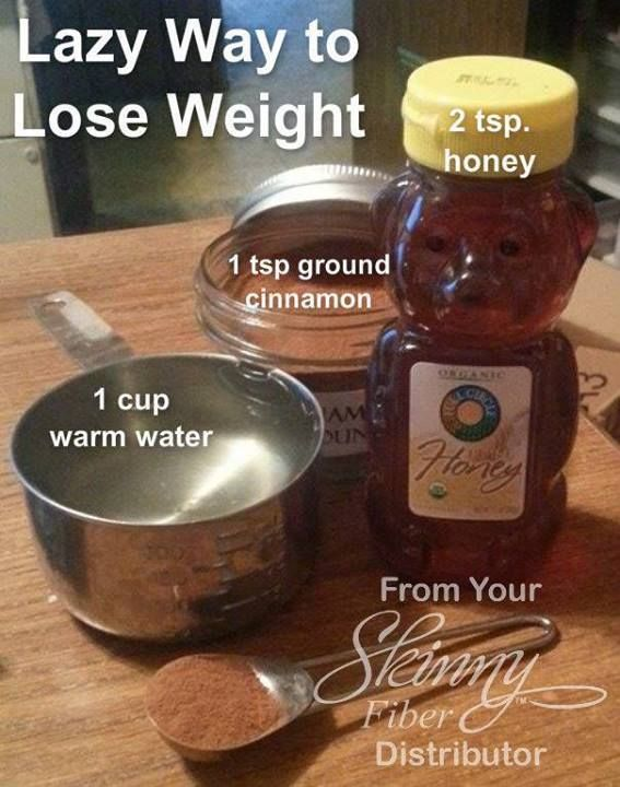 Lazy Way to Lose Weight: