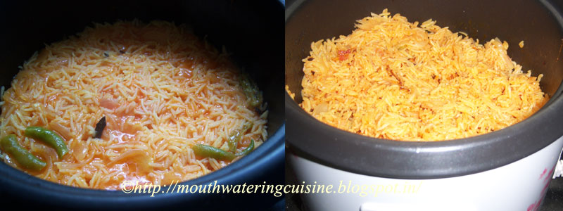 how to cook rice in prestige electric cooker