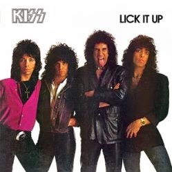 Kiss. Lick It Up