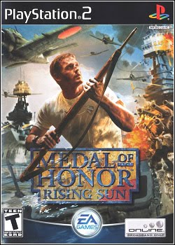 Medal of Honor - Rising Sun - PS2