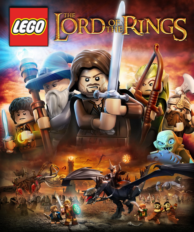 LEGO Lord Of The Rings (2013)