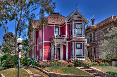 Angelino Heights Victorian Houses Walkabout