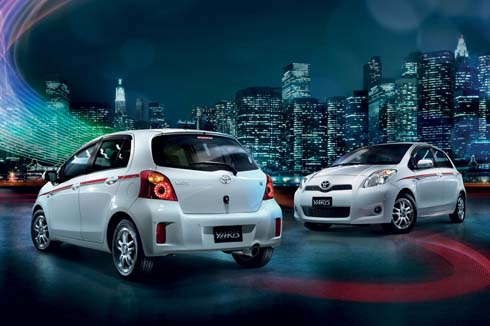 Toyota New Yaris 2012