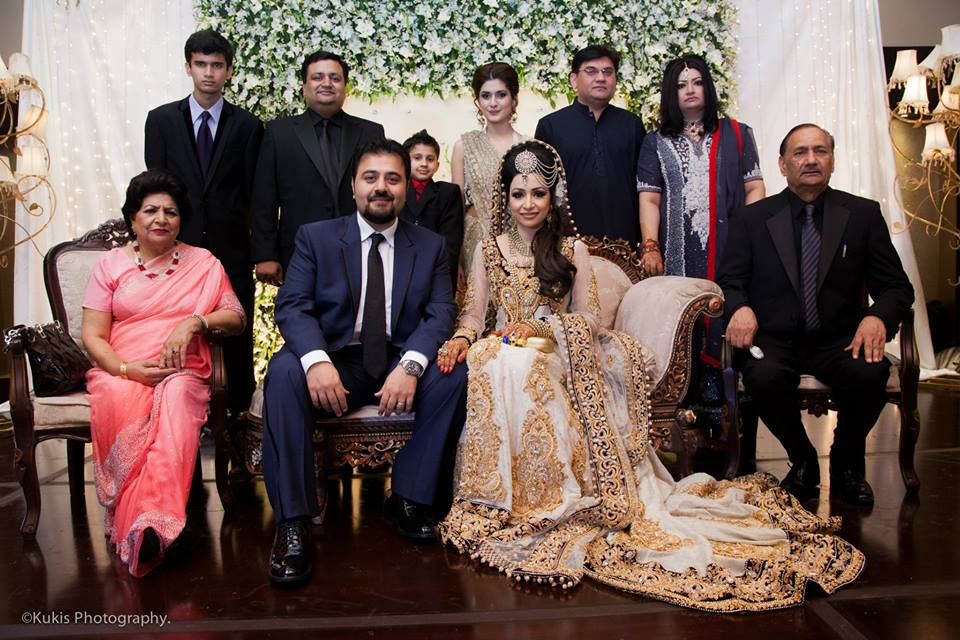 Sid and fatima wedding
