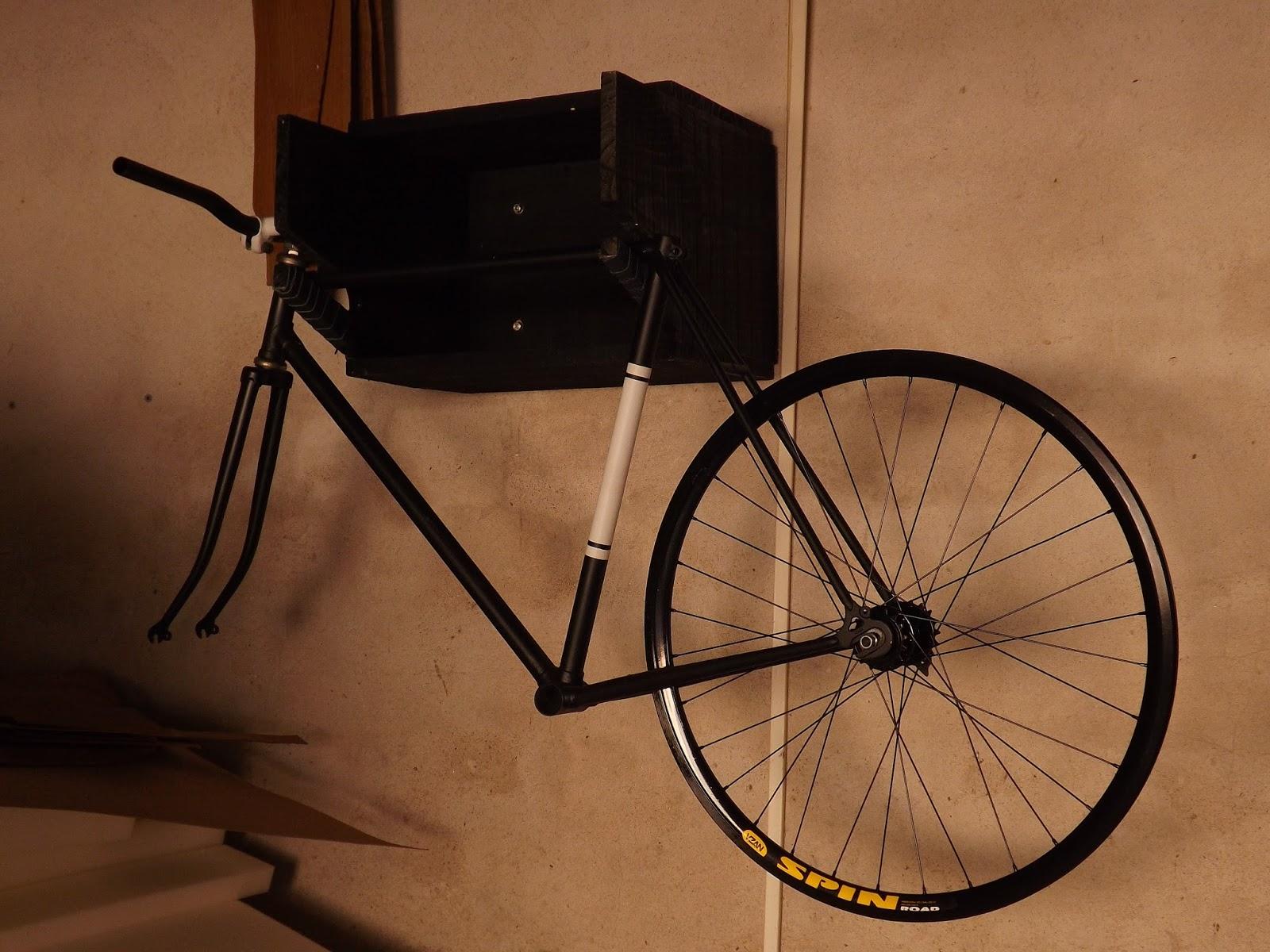 Suporte bicicleta caseiro #C38908 1600x1200