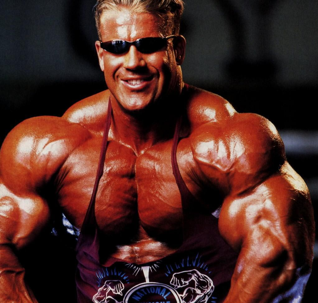 Can a 100% Jay Cutler beat a 100% Phil Heath? - Page 3