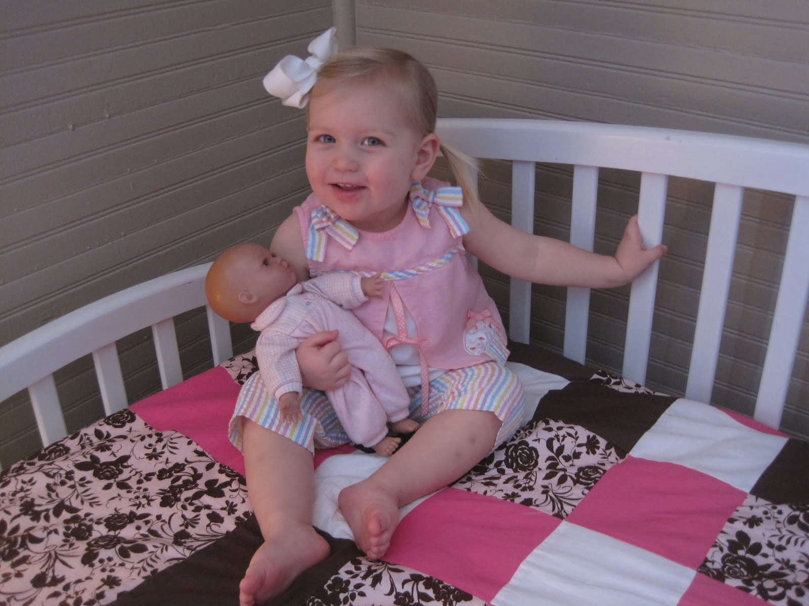 So Of Course We Decided To Have A Baby Doll Party First Off Here Is The Picture Used On Invitation