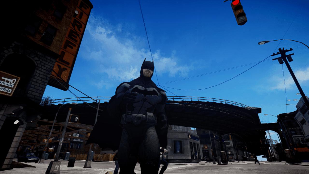 Gta vice city batman
