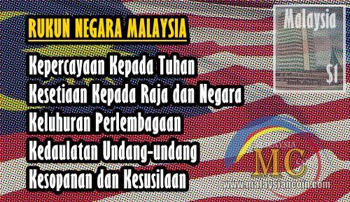 "national ideology rukun negara Nationhood-values education: a humanism perspective  of the rukun negara-the nation""s national  nationhood-values education: a humanism."