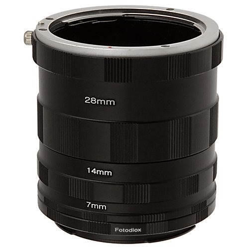 front view extension tube