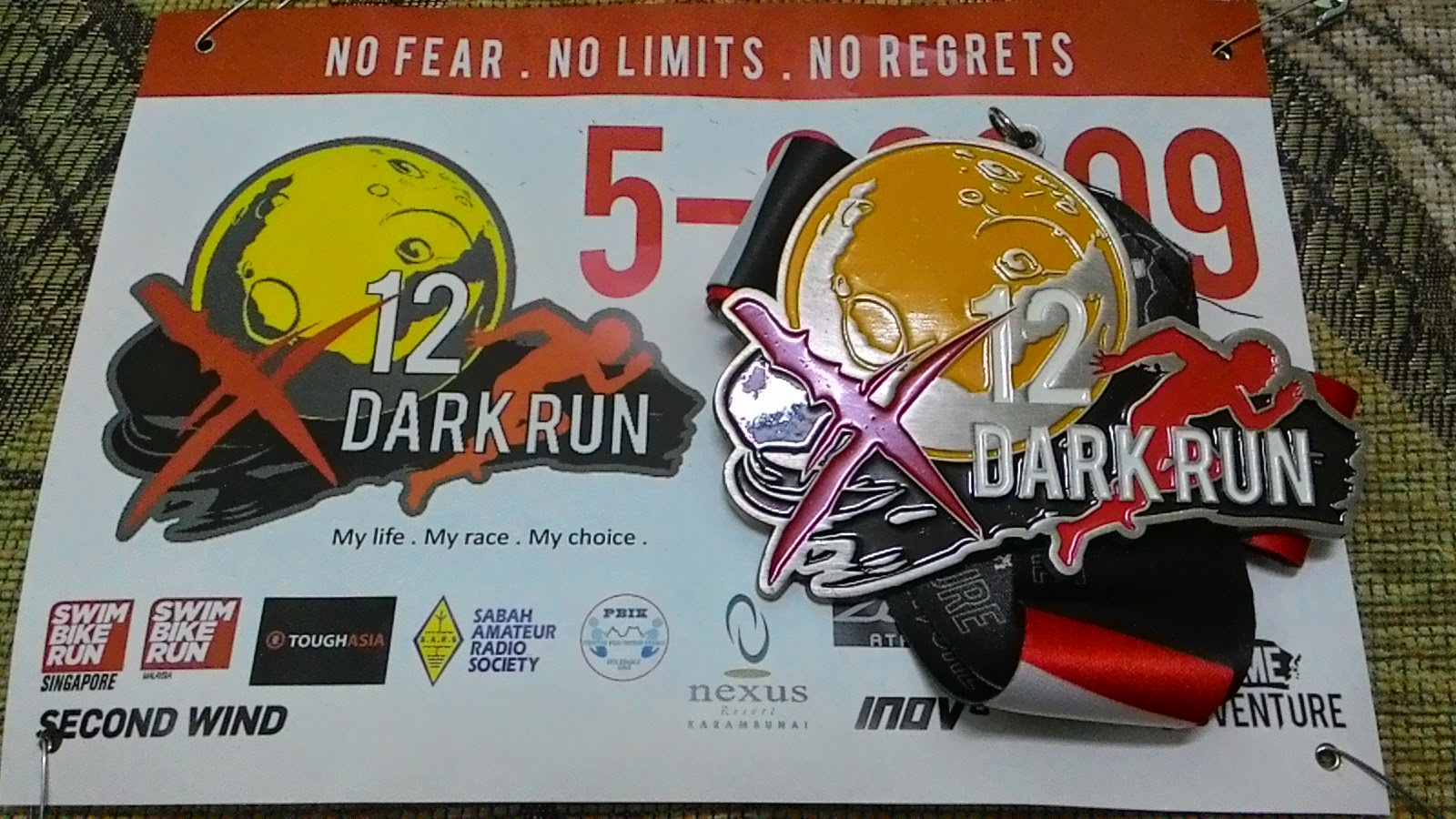 X12 Dark Run 2015 (10km)
