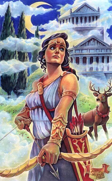 19 Best images about Greek goddess Artemis costume making