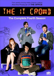 Nhân Viên It 4 - The It Crowd Season 4