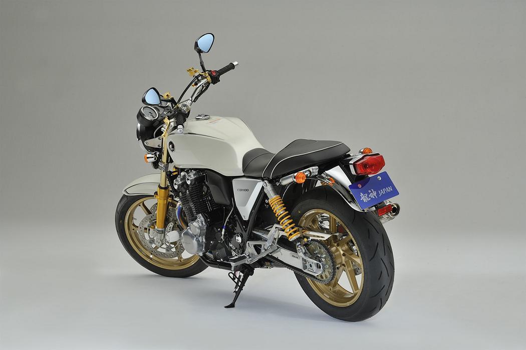 Racing Caf U00e8  Honda Cb 1100 By Ryujin Special  2