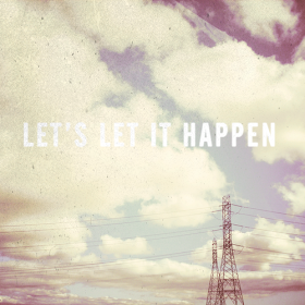 If you feel it, let it happen ♥