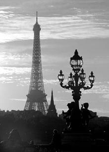 PARIS - or bust!