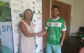 Llorián rescinde contrato con el Astorga
