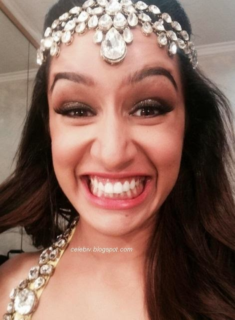 shraddha kapoor unseen ugly funny selfie without makeup close up face pics