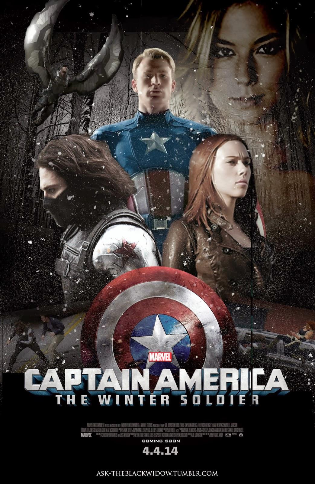 assistir capitao america 2 o soldado invernal dublado Capitão América 2: O Soldado Invernal Dublado