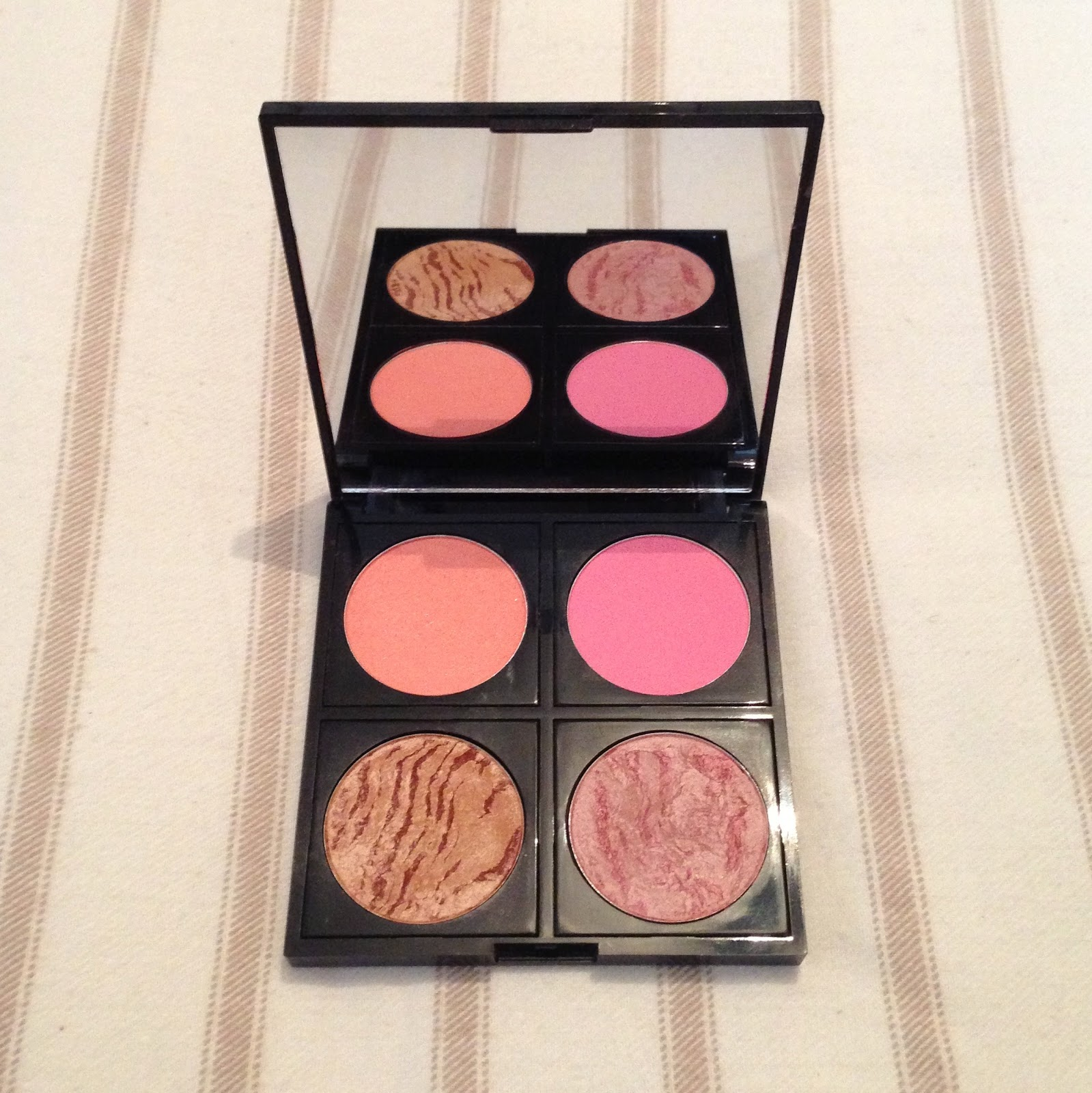 Fashionista Blush and Bronzer