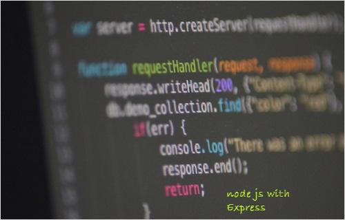 Node.js With Express Framework Basic App on IBM Bluemix - Deploying Cloud Foundry
