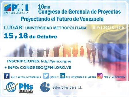 10mo Congreso de Gerencia de Proyectos