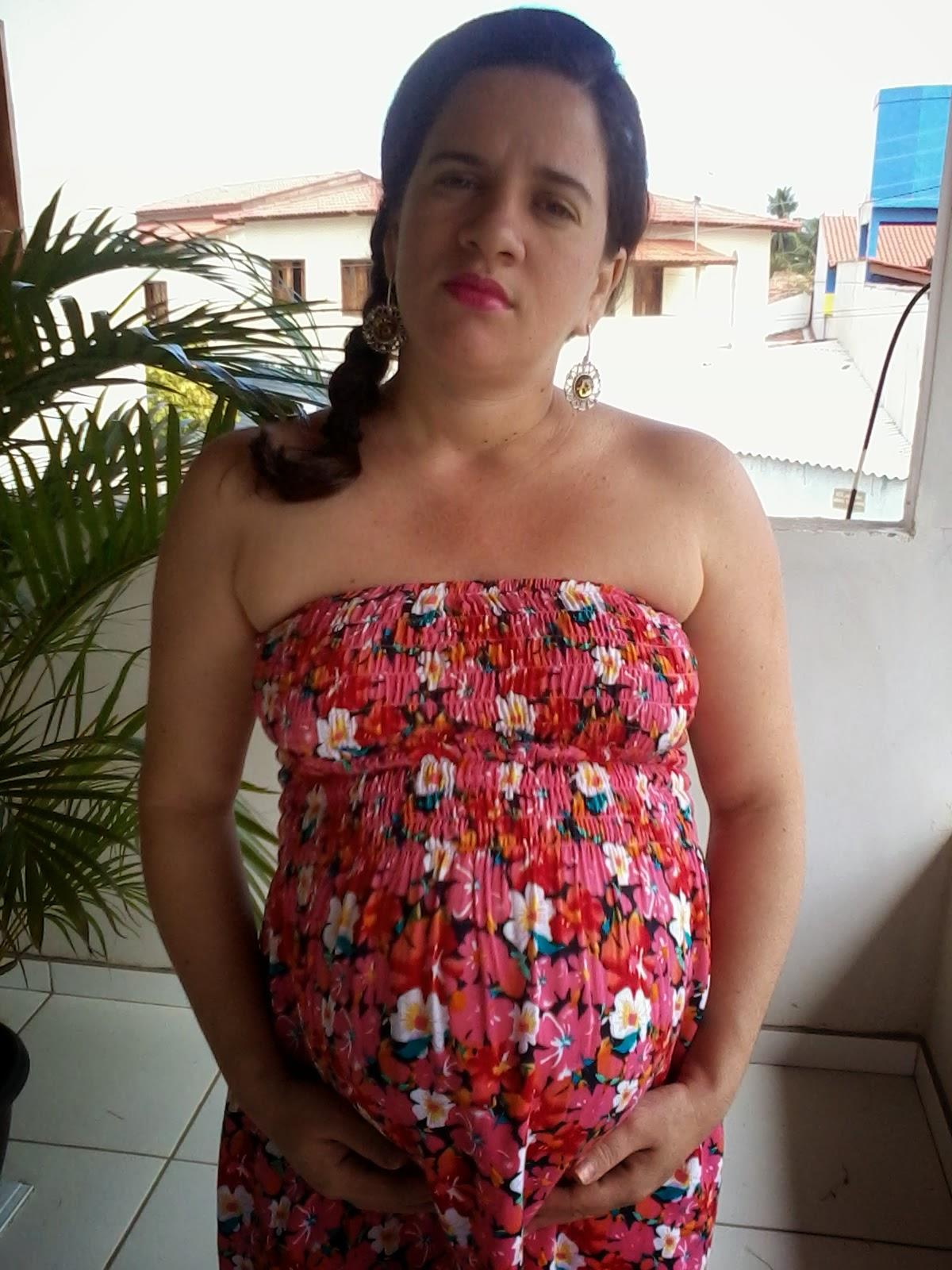 7 meses de gravidez