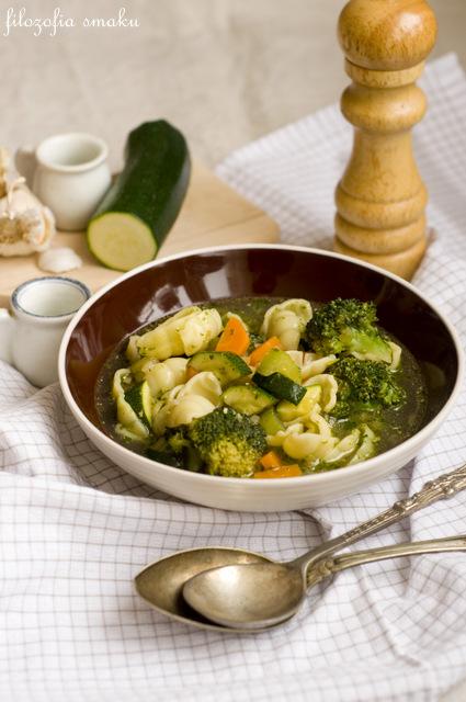 Zupa minestrone przepis