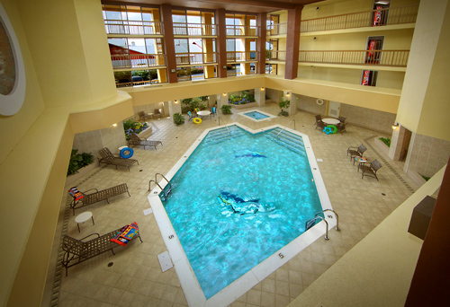 Pigeon Forge Hotels With Indoor Pools Open For Family Fun