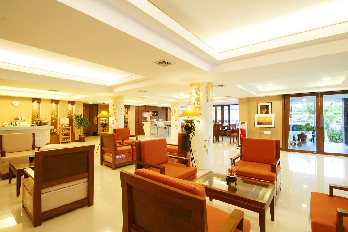 Bangkok Airport Hotel: Mariya Boutique Residence at Suvarnabhumi Airport