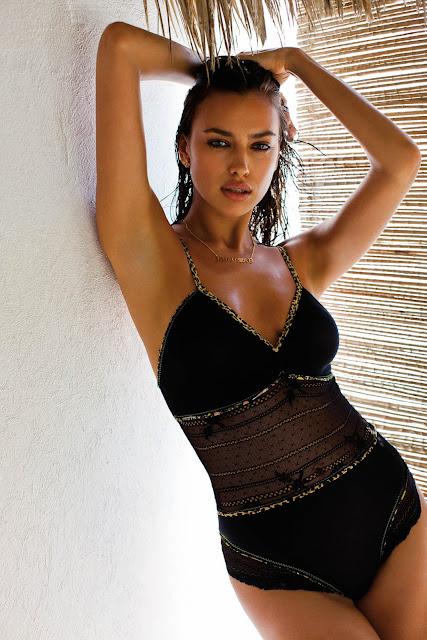 Irina Shayk – Agua Bendita Swimwear Photoshoot