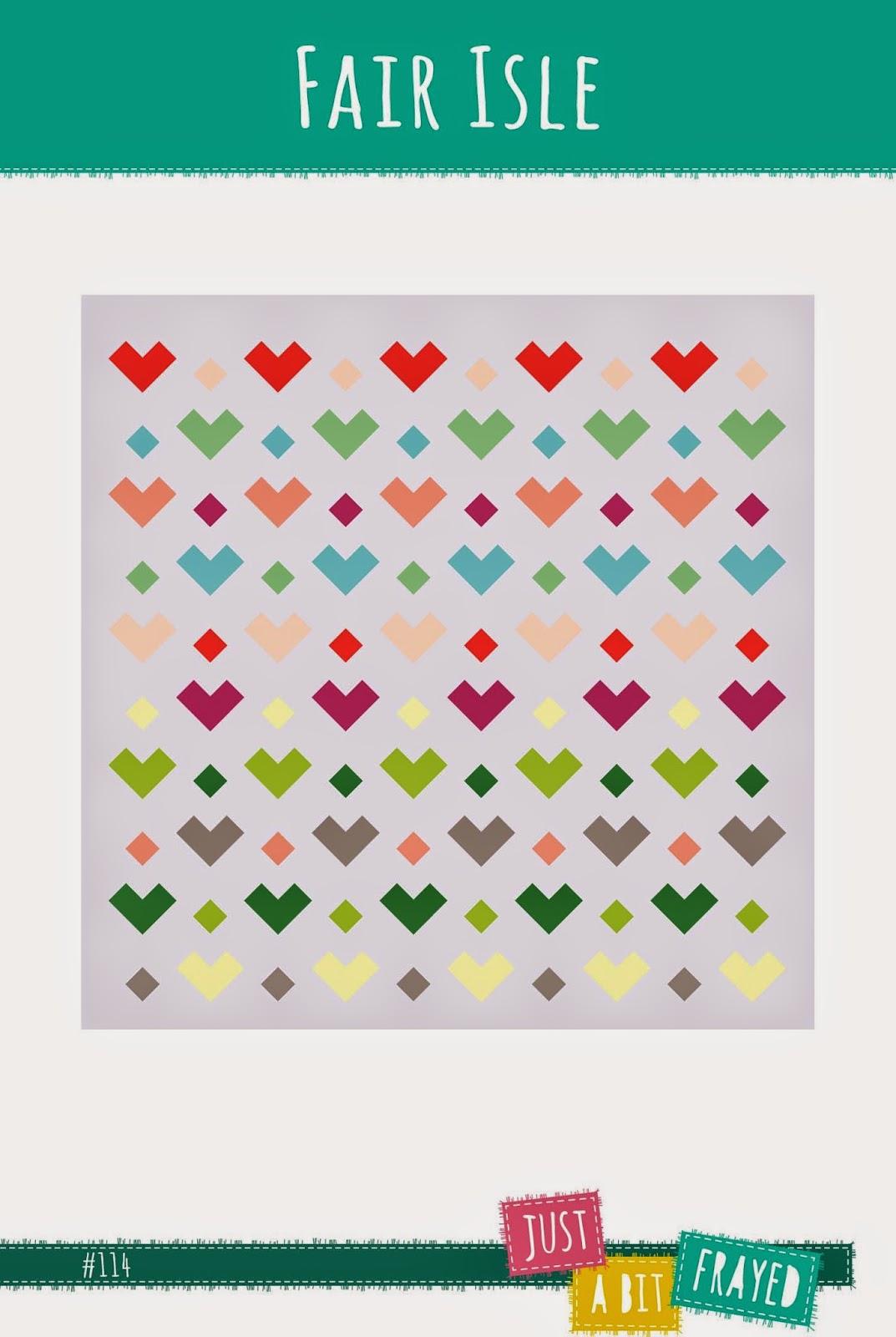 Fair Isle Quilt Pattern