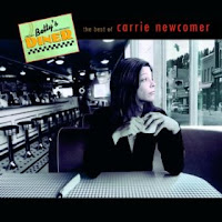 carie newcomer best of album cover