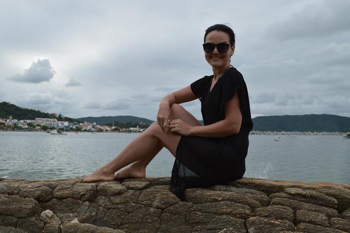 Bombinhas, Blog da Jana, Blogueira, praia, mar, Bombinhas - Praia da Sepultura