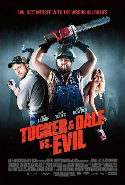 Tucker e Dale Contra o Mal – Dublado 2012