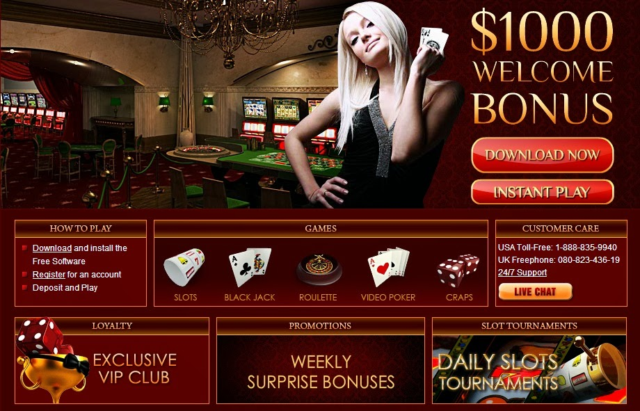 Free Video Slots No Registration No Download