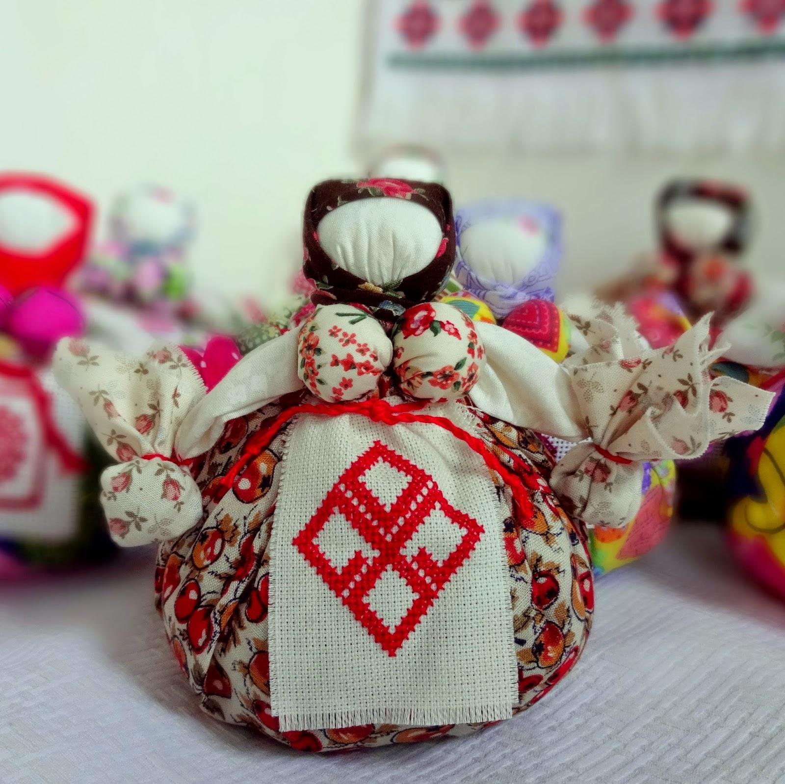 народная кукла, Кубышка-травница