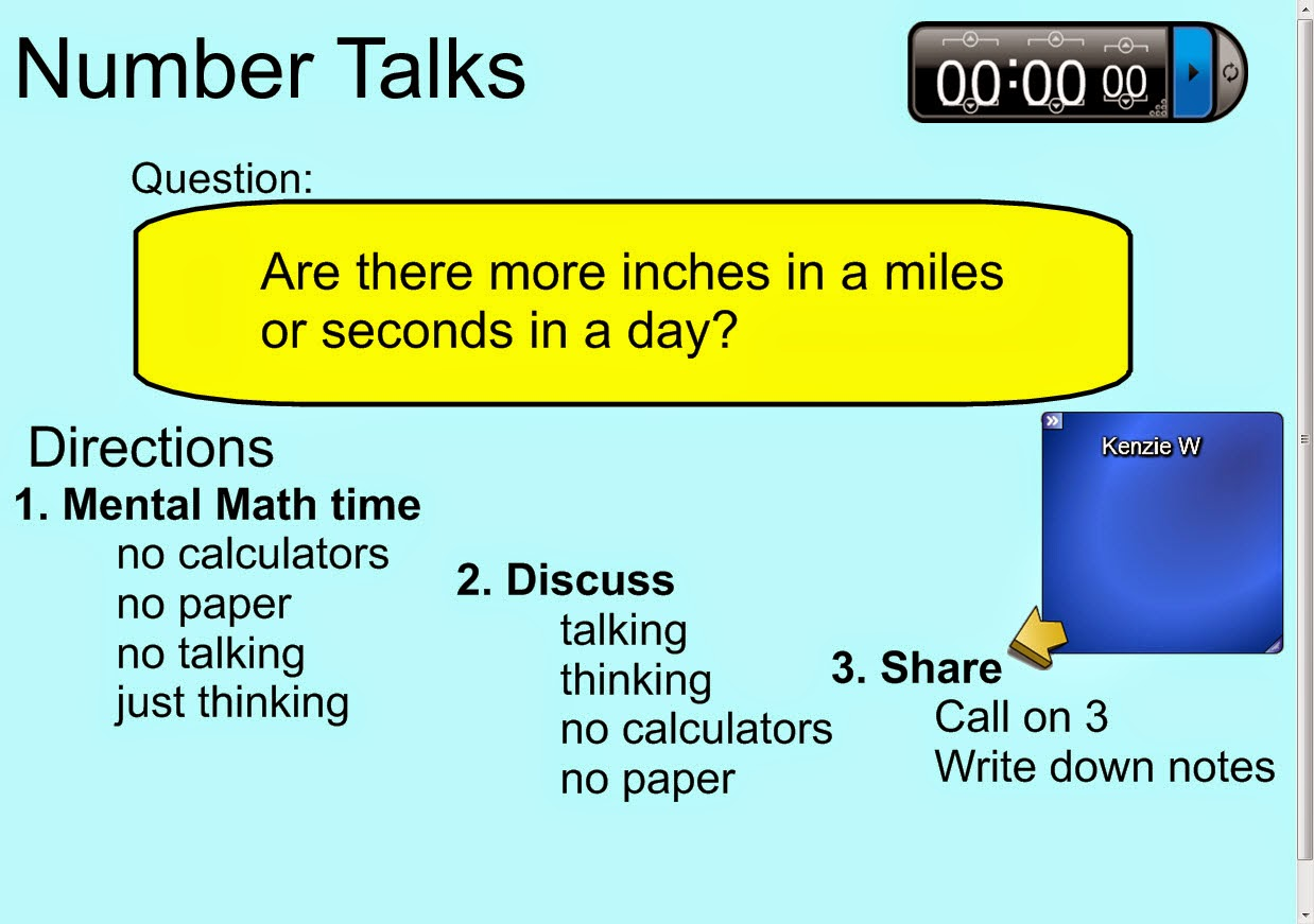 The Math Hatter: Class Debates in Math Continued...