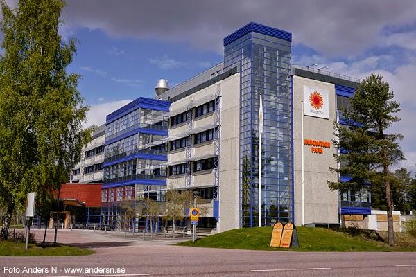 Karlstad universitet, Karlstads, universitetet, höghus, höghusen, innovation park