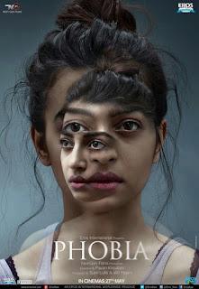 Phobia (2016) Hindi Movie 160Mb hevc HDRip