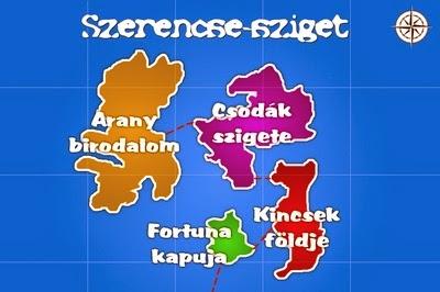 Szerencse-sziget