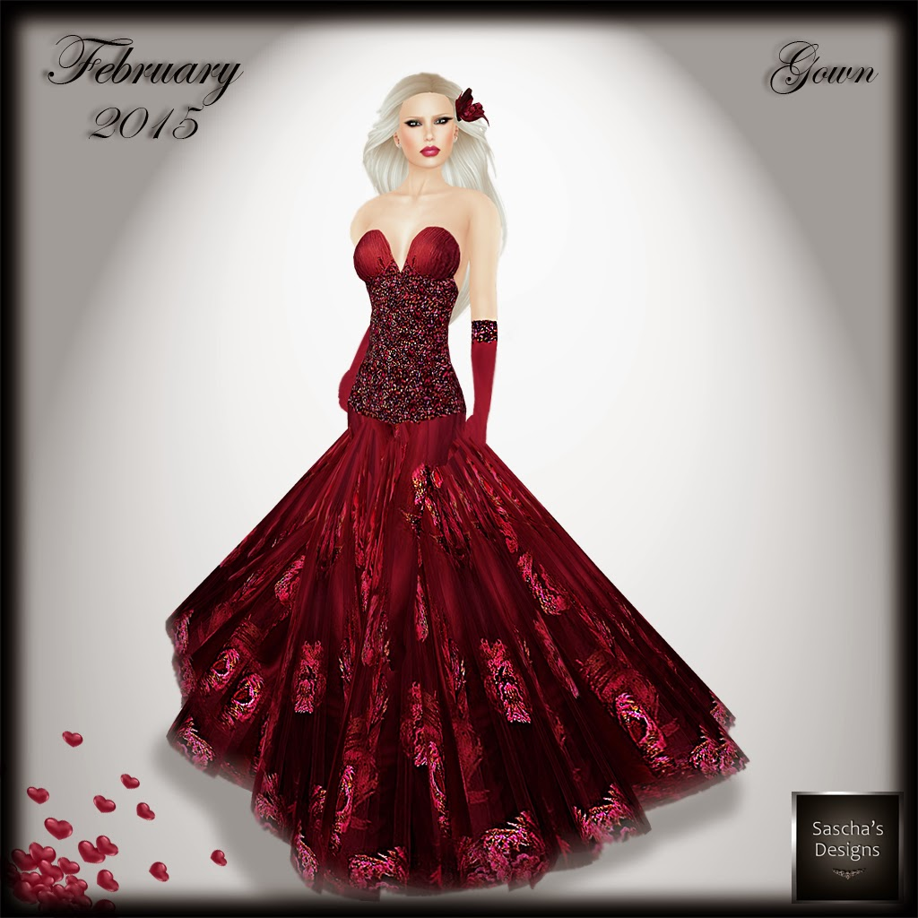 February FREE Gown for my Members