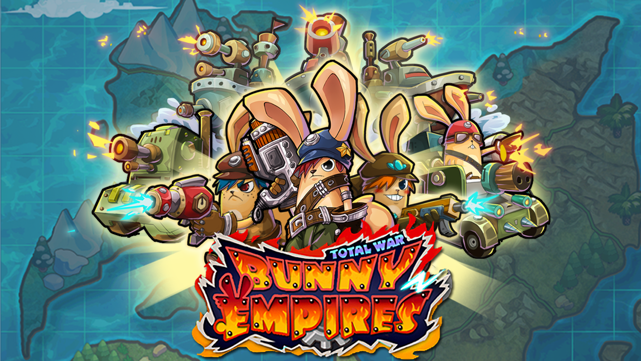 Bunny Empires: Total War Gameplay IOS / Android