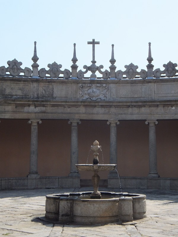 porto Mosterio da Serra do Pilar monastère villa nova de gaia