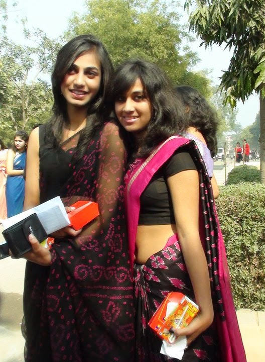 Hot Girls In Collage Festival Pictures
