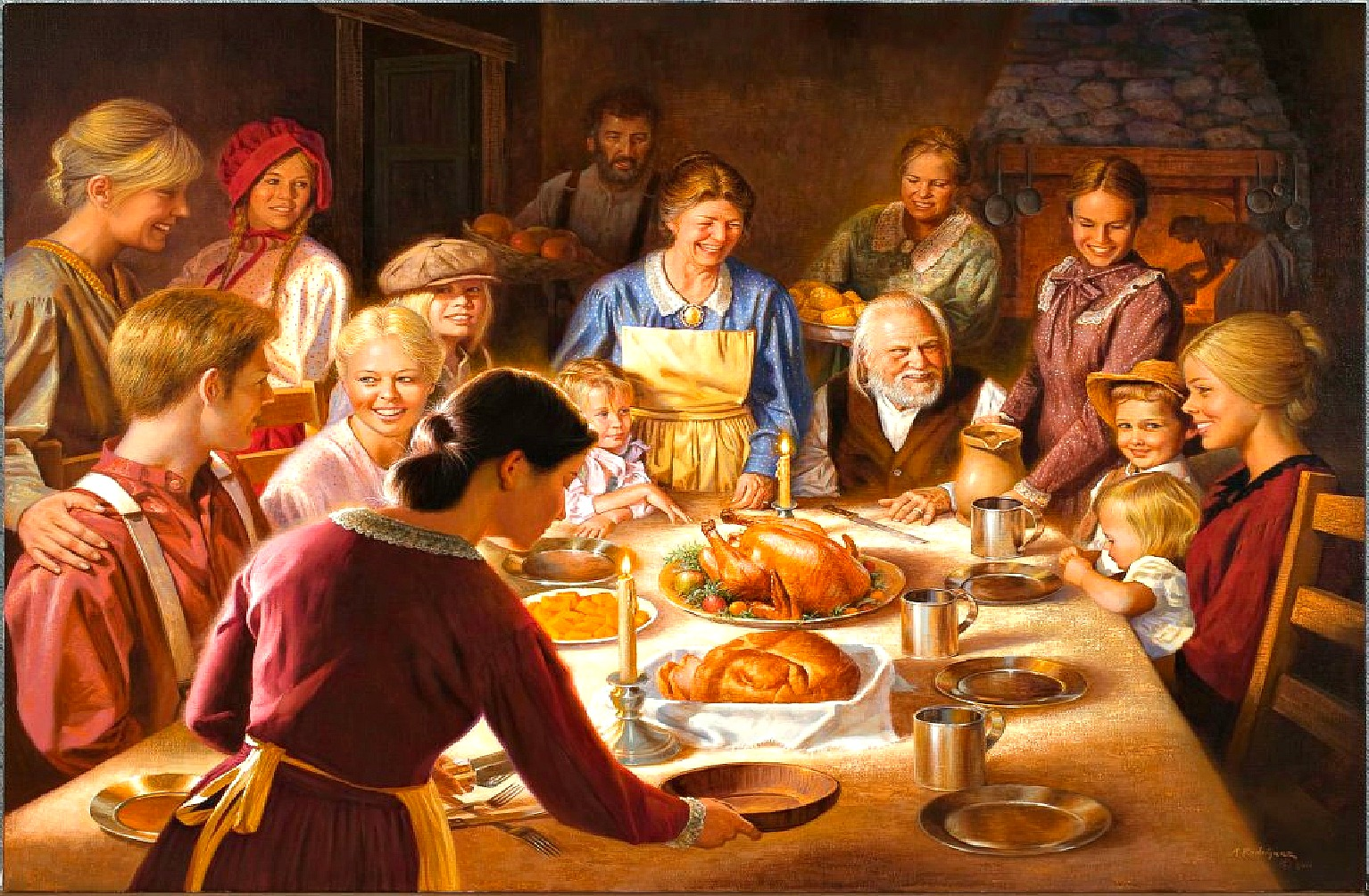 Poems of Thanksgiving 'I am thankful' Will and Guy's Old fashioned thanksgiving edgar albert guest