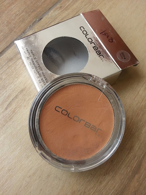 Colorbar Triple Effect [Foundation+Conealer+Compact] | theitgirl.in