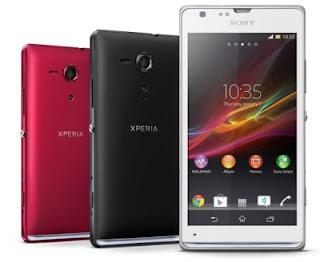 Sony Xperia SP Harga Spesifikasi , Ponsel Murah Dukung 4G LTE